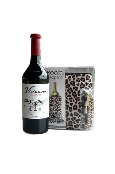 PACK ANIMAL PRINT LEOPARDO