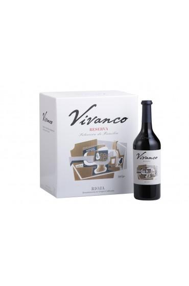 Caja 6 botellas Vivanco...