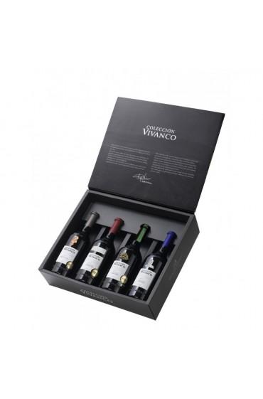 6 bot de Vivanco Rosado + Enfriador gratis